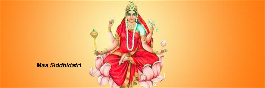 Ninth Last day of Navratri